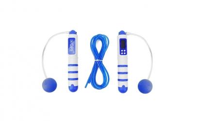 Coarda digitala albastra pentru sarituri