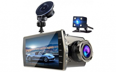 Camera Video Auto DVR Dubla FullHD