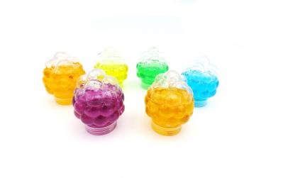 Set 6 Gelatina strugure multicolora