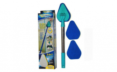 Mop Clean Reach cu forma triunghiulara,