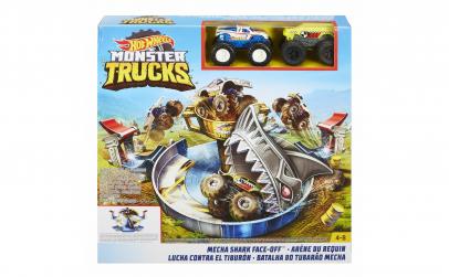 Set de joaca Hot Wheels - Monster Trucks