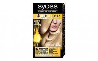 Vopsea de par Syoss Oleo Intense 9-10