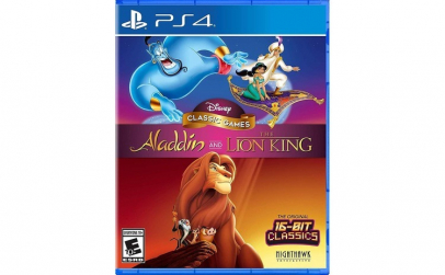 Joc Disney Classic Games Aladdin and the