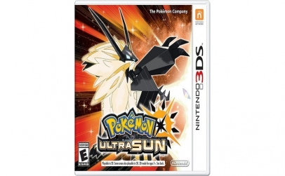 Joc Pokemon Ultra Sun Pokemon Ultra Sun