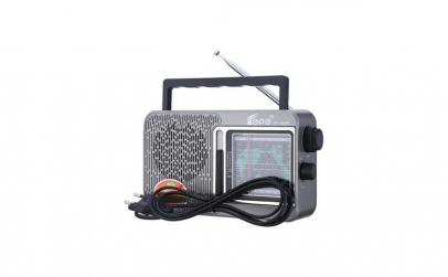 Radio Portabil AM/FM/SW1-8 10 Benzi,