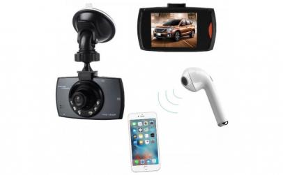 Camera auto profesionala, Full HD
