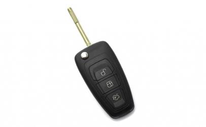Ford - Carcasa tip cheie briceag cu 3
