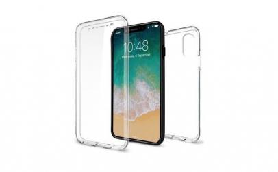 Husa Apple iPhone XS Flippy Full Tpu