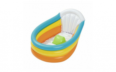Cadita gonflabila pentru bebe