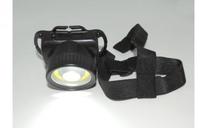 Lanterna frontala 3W COB LED