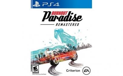 Joc Burnout Paradise Remastered Pentru