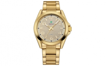 Ceas WEIDE WH801G-3C auriu