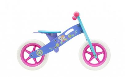 Bicicleta fara pedale Seven-Frozen,