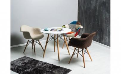 Masa din MDF si lemn Soho 90