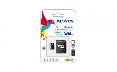 Card memorie Micro SD 32Gb ADATA, Clasa
