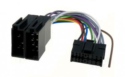 Conector auto ISO-PIONEER16P