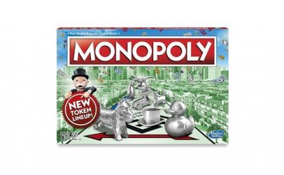 Joc de societate- Monopoly Bucuresti
