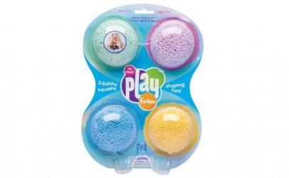 Playfoam   Spuma modelabila in 4 culori