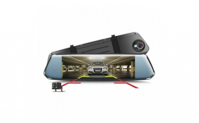 Camera Video Auto tip Oglinda DVR