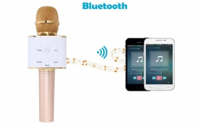 Microfon wireless karaoke bluetooth