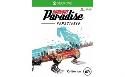 Joc Burnout Paradise Hd Pentru Xbox One