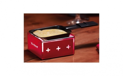 Racleta Trisa My Raclette Red, Ideala