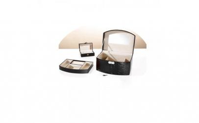 Caseta bijuterii mare cu o mini caseta