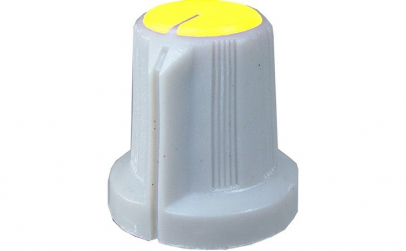 Buton pentru potentiometru, 15mm,