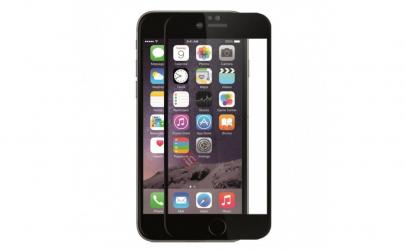 Folie sticla full Iphone 6/6S Negru