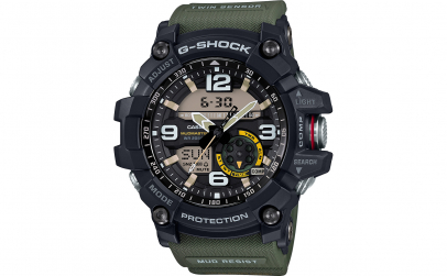 Ceas Casio G-shock green