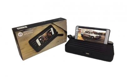 Boxa Portabila cu Bluetooth V2 Negru