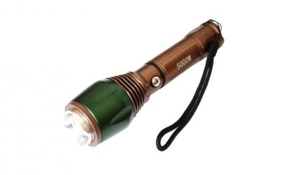 Lanterna metalica 3W CREE LED
