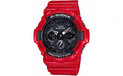 Ceas Casio G-shock red