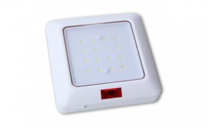 Lampa cu 16 LED-uri