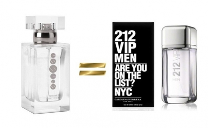 Apa de parfum marca alba   M027 marca