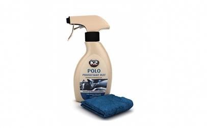 Spray solutie protectie bord mat+laveta
