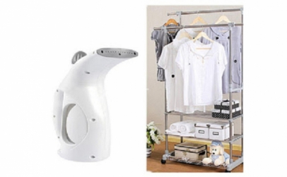Fier de calcat vertical Garment Steamer