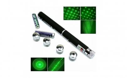 Laser Verde 2000mW MRG 5 Capete