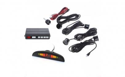 4 Senzori de parcare cu afisare LCD