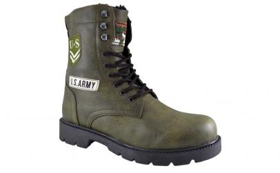 Bocanci Barbati Verde Army US ARMY