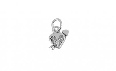 Pandantiv Argint 925, Forma de Inima cu