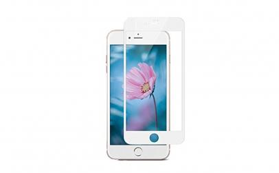 Folie sticla full glue Iphone 7+/8+ Alb