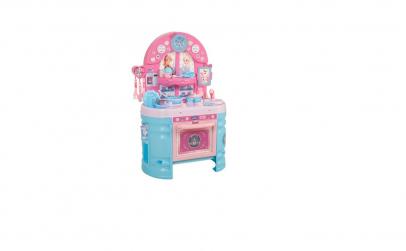 Bucatarie mare Frozen pentru fetite