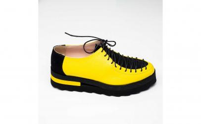 Pantofi dama piele, Swbsa, Cod 100
