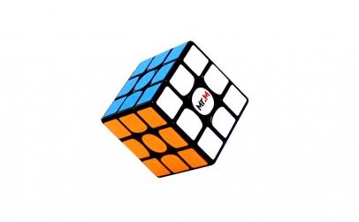 Cub Rubik 3x3x3 ShengShou Mr.M magnetic,