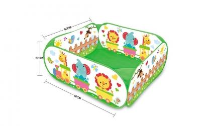 Piscina cu bile pentru copii Bebeking