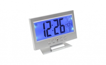 Ceas electronic digital cu senzor