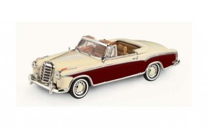 1958 Mercedes-Benz 220 SE Cabinet 1:43