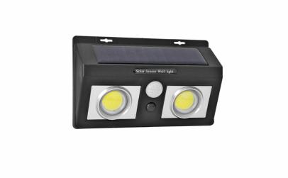 Lampa LED solara cu senzor de miscare