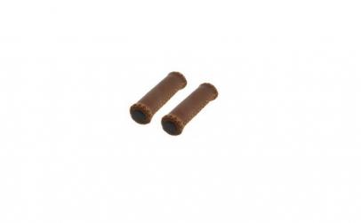 Mansoane  piele-spuma , 128mm, Maro